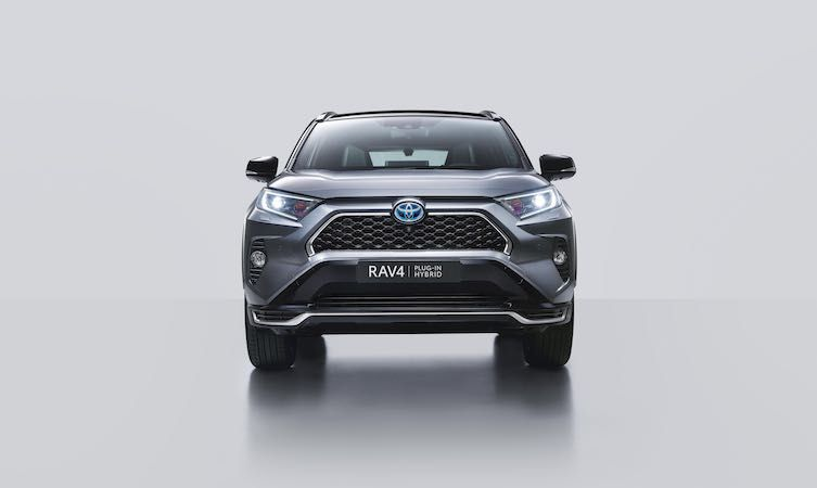 New Rav4 PLUG -IN Hybrid coming soon